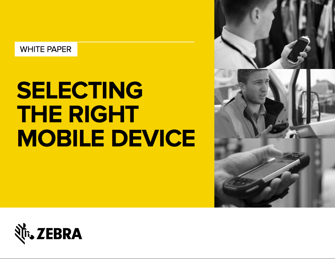 Selecting the Right Mobile Device