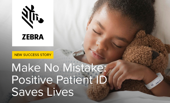 Make No Mistake: Positive Patient ID Saves Lives