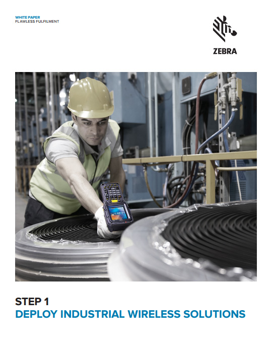 Step 1. Deploy industrial wireless solutions